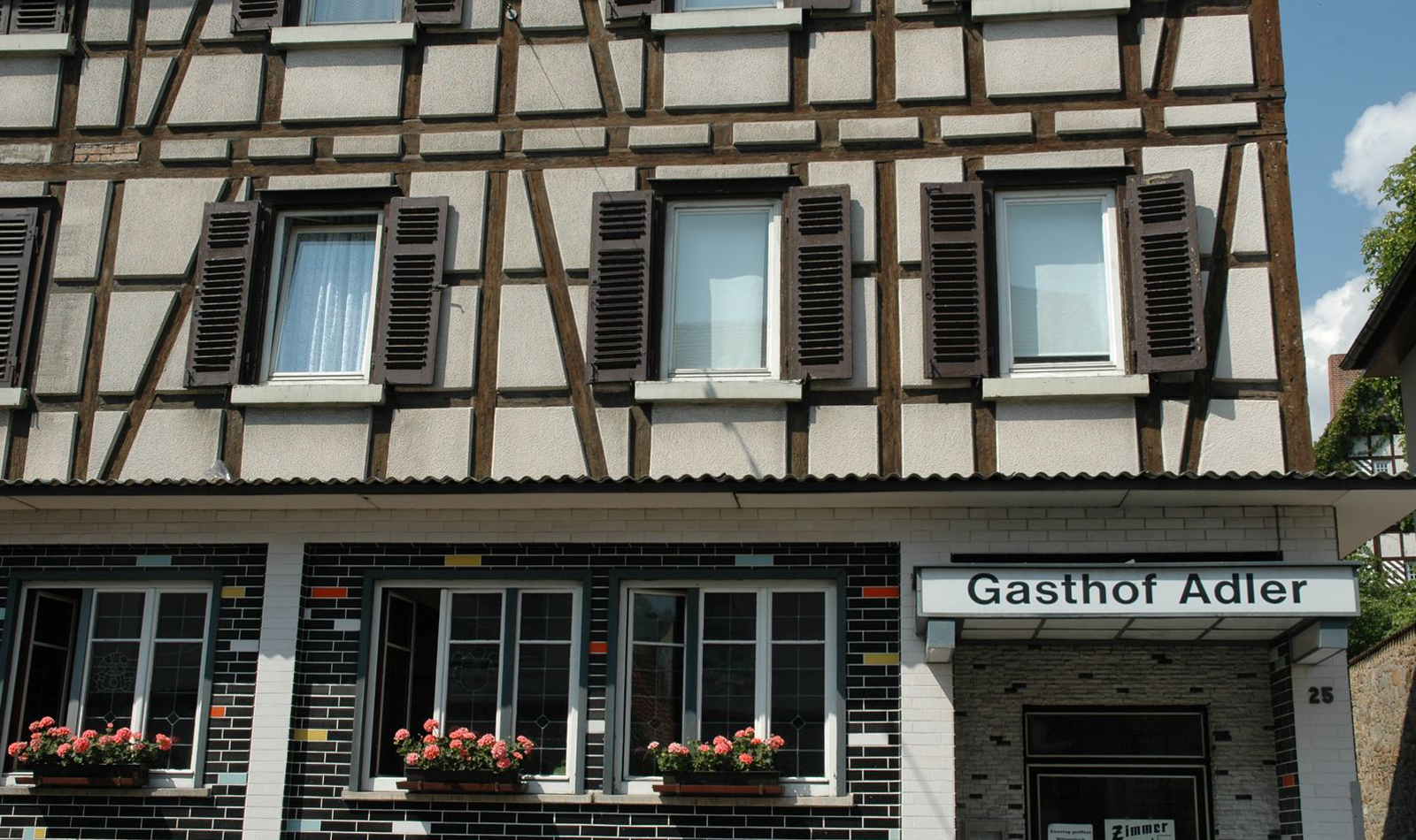 Gasthof Adler Hotel Garni Stuttgart